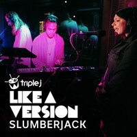 Thumbnail for the Slumberjack - Paper Planes (triple j Like A Version) link, provided by host site