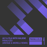 Thumbnail for the Aly & Fila - Paralyzed (Vintage & Morelli Remix) link, provided by host site