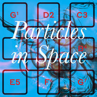 Thumbnail for the Hannah Peel - Particles In Space link, provided by host site