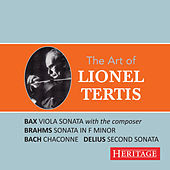 Thumbnail for the Lionel Tertis - Partita in D Minor, BWV 1004: Chaconne link, provided by host site