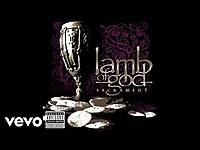 Thumbnail for the Lamb of God - Pathetic link, provided by host site