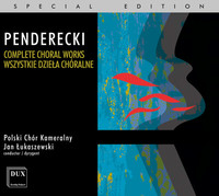 Thumbnail for the Krzysztof Penderecki - Penderecki: Complete Choral Works link, provided by host site