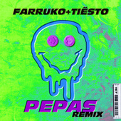 Thumbnail for the Farruko - Pepas (Tiësto Remix) link, provided by host site