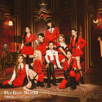 Thumbnail for the Twice - Perfect World link, provided by host site