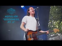 """Thumbnail for the The Hotelier - Perform """"Goodness, Pt. 2"""" 