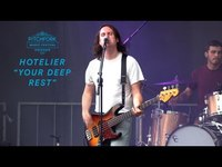 """Thumbnail for the The Hotelier - Perform """"Your Deep Rest"""" 