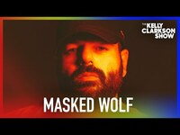Thumbnail for the Masked Wolf - Performs 'Astronaut In The Ocean' On The Kelly Clarkson Show link, provided by host site