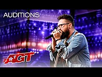 """Thumbnail for the Nolan Neal - Performs Moving Original Song, """"Lost"""" - America's Got Talent 2020 link, provided by host site"""