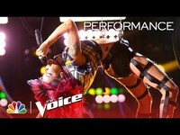 Performs nightmare the voice live finale 2019 thumb