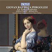 Thumbnail for the Federica Zanello - Pergolesi: La serva padrona link, provided by host site