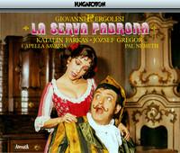 Thumbnail for the Giovanni Battista Pergolesi - Pergolesi: La Serva Padrona / Baurans: Additional Arias for La Serva Padrona link, provided by host site