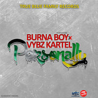 Thumbnail for the Burna Boy - Personally link, provided by host site