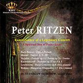 Thumbnail for the Peter Ritzen - Peter Ritzen: Reminiscence of a Legendary Concert link, provided by host site