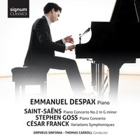 Thumbnail for the Stephen Goss - Piano Concerto: I. Fanfare link, provided by host site