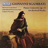 Thumbnail for the Francesco Caramiello - Piano Concerto in G Minor, Op. 15: III. Allegro animato link, provided by host site