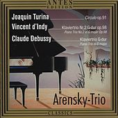 Thumbnail for the Arensky Trio - Piano Trios link, provided by host site
