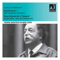 Thumbnail for the Ludwig van Beethoven - Pierre Monteux live in New York 1953/59 link, provided by host site