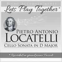 Thumbnail for the Pietro Locatelli - Pietro Antonio Locatelli: Cello Sonata in D Major (Let's Play Together, Piano Accompaniment) link, provided by host site
