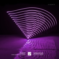 Thumbnail for the Mefjus - Pivot (Camo & Krooked Remix / Sinkhole (Skeptical Remix) link, provided by host site
