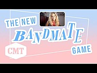 Thumbnail for the Runaway June - Plays 'The New Bandmate Game' | CMT link, provided by host site