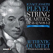Thumbnail for the Authentic Quartet - Pleyel: String Quartets, Opp. 41 & 42 link, provided by host site