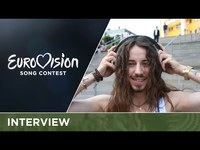 """Thumbnail for the Michał Szpak - (Poland) """"I can't imagine sport without music"""" link, provided by host site"""