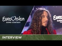 Thumbnail for the Michał Szpak - (Poland): 'I have dreamed of this since I was a child' link, provided by host site