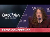 Thumbnail for the Michał Szpak - (Poland) Press Conference link, provided by host site