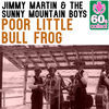 Thumbnail for the Jimmy Martin - Poor Little Bull Frog (Remastered) link, provided by host site