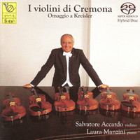 """Thumbnail for the Ede Poldini - Poupée valsante - Arr. for Violin and Piano by Fritz Kreisler, Played on Antonio Stradivari's Violin """"Cremonese"""" link, provided by host site"""