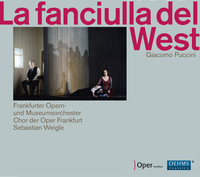 Thumbnail for the Giacomo Puccini - Puccini: La fanciulla del West link, provided by host site