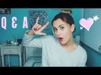 Thumbnail for the Natasha Bure - Q&A - GETTING MARRIED?! link, provided by host site