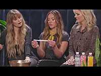 Thumbnail for the Runaway June - Q&A with Sparkling Ice link, provided by host site