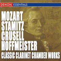 Thumbnail for the Carl Stamitz - Quartet for Clarinet, Violin, Viola & Violoncello in E-Flat Major, Op. 8-4 : I. Allegro link, provided by host site
