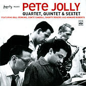 Thumbnail for the Pete Jolly - Quartet, Quintet & Sextet link, provided by host site