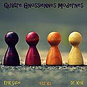 Thumbnail for the Erik Satie - Quatre Gnossiennes Modernes 432 Hz link, provided by host site