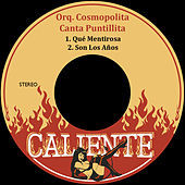 Thumbnail for the Orquesta Cosmopolita - Qué Mentirosa link, provided by host site