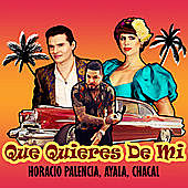 Thumbnail for the Horacio Palencia - Que Quieres de Mi link, provided by host site