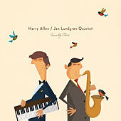 Thumbnail for the The Jan Lundgren Quartet - Quietly link, provided by host site