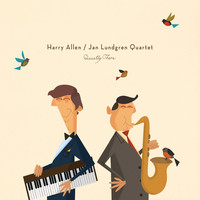Thumbnail for the Harry Allen - Quietly There link, provided by host site
