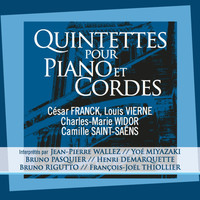 Thumbnail for the Louis Vierne - Quintette pour piano et cordes in C Minor, Op. 42: II, Larghetto sostenuto link, provided by host site