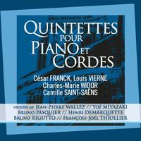 Thumbnail for the Jean-Pierre Wallez - Quintettes pour piano et cordes link, provided by host site