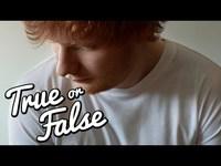 Quiz hat ed sheeran abgenommen i true or false thumb