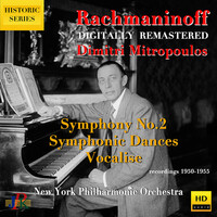 Thumbnail for the Sergei Rachmaninoff - Rachmaninoff: Symphony No. 2, Symphonic Dances & Vocalise for Orchestra link, provided by host site