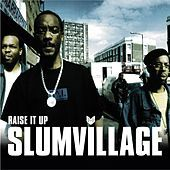 Thumbnail for the Slum Village - Raise It Up link, provided by host site