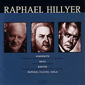 Thumbnail for the Raphael Hillyer - Raphael Hillyer Plays Hindemith link, provided by host site