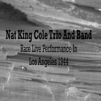 Thumbnail for the Nat King Cole Trio - Rare Live Performance in Los Angeles 1944 link, provided by host site