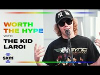 Thumbnail for the The Kid LAROI - Rates His First Red Carpet, Private Jet Ride & More   Worth The Hype link, provided by host site
