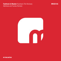 Thumbnail for the Fasttrack & Maulen - Raveheart (The Remixes) link, provided by host site