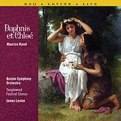 Thumbnail for the James Levine - Ravel: Daphnis Et Chloé link, provided by host site